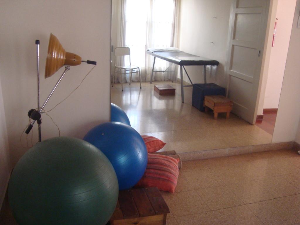 Sala de kinesiterapia